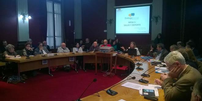 Propuesta de ATSS al Diálogo Social – Mesa 5 Salud y Deporte